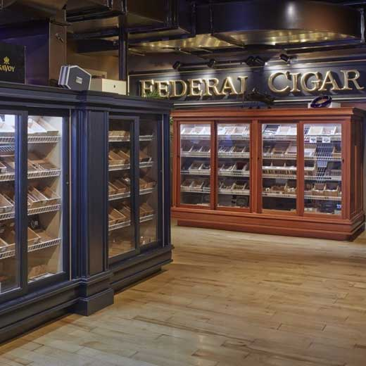 Federal Cigar carries the best cigar brands in the business