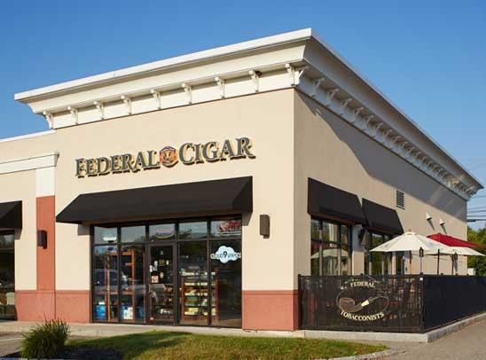 Federal Cigar Store Epping