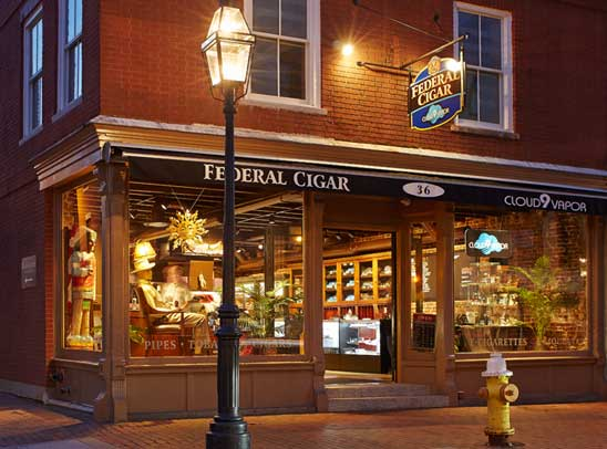 Federal Cigar Store Portsmouth