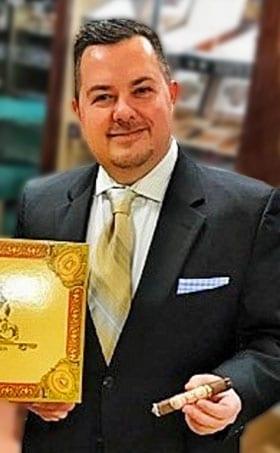 Jeremy Soares, General Manager, Federal Cigar
