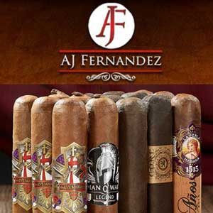 AJ Fernandez cigar events at Federal Cigar