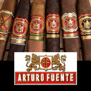 Fuente cigar events at Federal Cigar