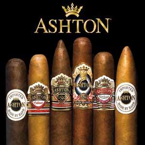 Ashton cigar events at Federal Cigar