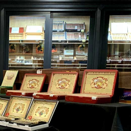 Dover NH's finest cigar store carries the best cigar brands and accessories