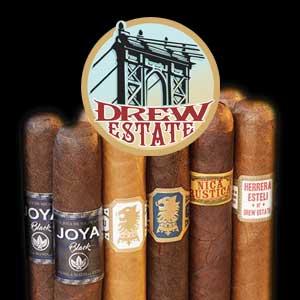 Drew estate cigar events at Federal Cigar