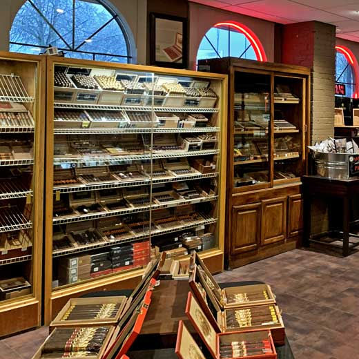 Best cigar shop in Dover NH