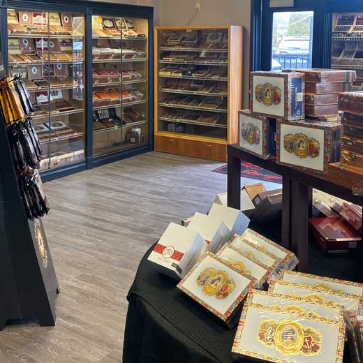 Fine cigars, pipes, tobacco and accessories Epping NH