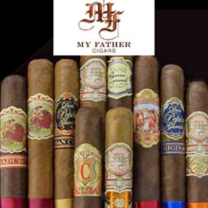 My Father cigar events at Federal Cigar