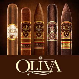 Oliva cigar events at Federal Cigar