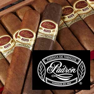 Padron cigar events at Federal Cigar