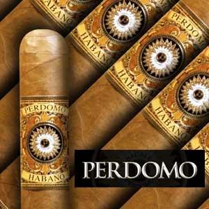 Perdomo cigar events at Federal Cigar